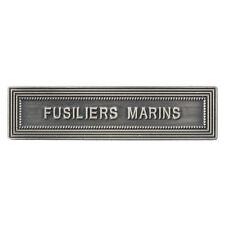 Agrafe pour médaille Ordonnance FUSILIERS MARINS