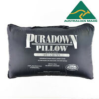 Puradown Australian 80% Duck Down Standard Size Pillow RRP $169