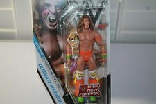 WWE ULTIMATE WARRIOR ACTION FIGURE W BELT   THEN NOW FOREVER NEW