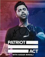 Autographed Hasan Minhaj signed 8x10 Photo