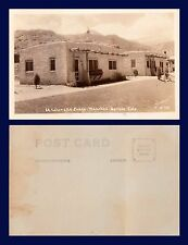 US COLORADO MANITOU SPRINGS  EL DORADO LODGE SANBORN REAL PHOTO S-757 1940'S