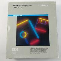 IBM Disk Operating System Version 3.20 Personal Computer Software NO 5.25 Disks