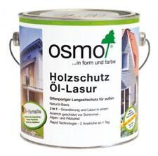 OSMO 701 Holzschutz Öl Lasur Farblos 2,5 Liter