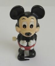 Vintage Tommy Toy Walking Mickey Mouse Wind-up Toy