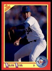 1990 Score #250 Nolan Ryan NM-MT *35
