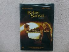 Before Sunset (Dvd, 2004) - Ethan Hawke 1st Class Ship. * New / Sealed *