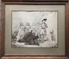 Jean-Baptiste MAUZAISSE (1784-1844) DER NEUE HERSCHER - FRENCH ARTIST