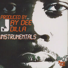 Illa J - Yancey Boys Instrumentals (CD - 2008 - US - Original)