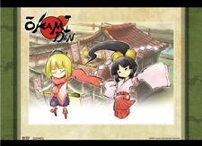 **Legit Poster** Okami Den Game Sakuya Kurow in Kamiki Village Wallscroll #60790