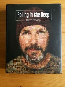 Signed Rolling in the Deep by Adam Penning Carp fishing book Entertaining read