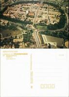 Ansichtskarte Neubrandenburg Luftbilder 1989