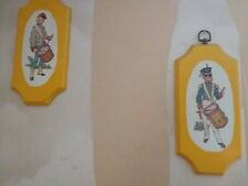 Vintage Collectible Home Interior Pictures of Drummer Soldiers