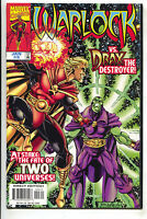 Warlock 3 Marvel 1999 NM Limited Series Drax The Destroyer Soul Gem GOTG