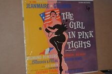 THE GIRL IN PINK TIGHTS: SEALED 1954 COLUMBIA 4890 ORIGINAL BROADWAY CAST LP