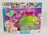 My Little Pony Explore Equestria Fluttershy Cottage Playset NEW FiM MLP G4 EG FS