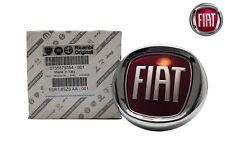 Original Fiat Logo Emblem Bravo II Grande / Punto Evo hinten 735579354