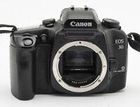 Canon EOS 30 Gehäuse Body Kamera SLR Kamera Spiegelreflexkamera