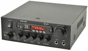 Digital Stereo Amplifier with Bluetooth [103.122UK]