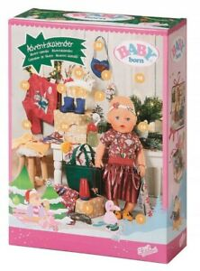 BABY born Adventskalender 826713 Zapf Creation NEU OVP