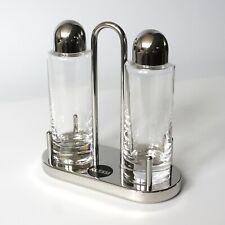 Alessi Oil Vinegar Table Cruet Set Ettore Sottsass 5074 Italian Modern Design
