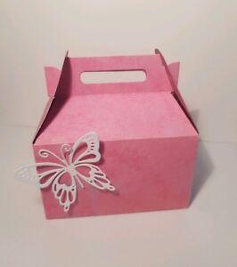 Stanzschablone Framelits  Box Verpackung  Schachtel