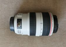 Canon EF 70-300mm F4-5.6 L IS USM.Excellent Condition, no marks, optics clear.