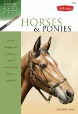 Watercolor Made Easy: Horses and Ponies : Discover techniques for painting an...