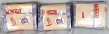 Lot of 3 Stokke Classic Blue Stripe Cushion Sets for Tripp Trapp High Chair