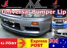 Universal Front Bumper Spoiler for 350Z 370Z 300ZX Fairlady VQ35DE Z32 Z33 Z34
