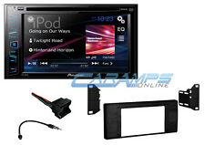 NEW PIONEER DOUBLE 2 DIN CAR STEREO RADIO RECEIVER W/ INSTALLATION KIT FOR X5