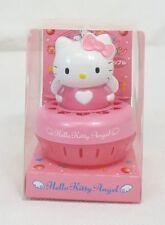 RARE Vintage 1999 Sanrio HELLO KITTY Pink ANGEL Home / Auto AIR FRESHENER Japan