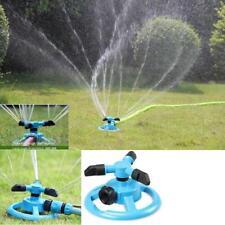 Tikteck Lawn Sprinkler Garden Sprinklers Water Lawn And Garden Adjustable 360°