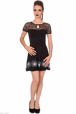 Polyester Party Vintage Dresses for Women