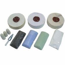 "Standard Metall Polierset grobem/mittlerem und feinem 4"" Mops 11pc Kit pol01"