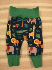 Toby Tiger Organic baby Size 3-6months: Jungle Print Yoga Pants. Great condition