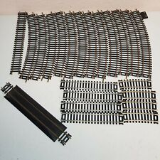 Atlas Ho Scale Train Track Lot(22 Pieces) #21 #33 #44 #45 #521 #835 Brass Silver