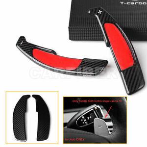 Carbon Fiber Steering Wheel Shifter Paddle For Benz AMG A C E S CLA GLA CLS SLS