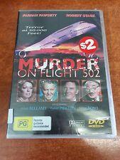 Murder On Flight 502 DVD