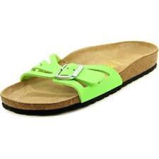 Sandalias y chanclas de mujer Birkenstock color principal verde