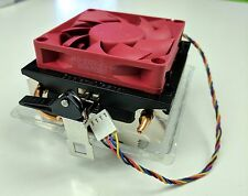 AMD X4 860k CPU Heatsink Cooler Cooling (Red) Fan OEM Supplied - New