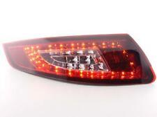 Coppia Fari Fanali Posteriori Tuning LED Porsche 911 997 05-09, rosso/chiaro