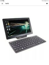 """Samsung 7 Slate 11.6"""" Touch Core i5 4GB 128GB complete kit (read listing)"""