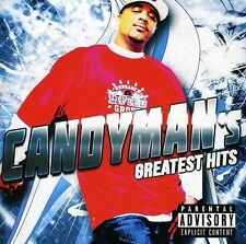 Candyman - Candyman's Greatest Hits [New CD] Explicit