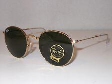 OCCHIALI DA SOLE NUOVI New Sunglasses RAYBAN ROUND 3532 Outlet, Pieghevole