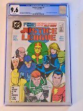 Justice League 1 CGC 9.6