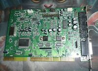 VINTAGE CREATIVE ISA VIBRA16 CT2960 Sound Card 1995 5063-9028