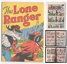 Dell Four Color #125 (1942 Series) The Lone Ranger 1946 VF+ (8.5 - 9.0 Range)