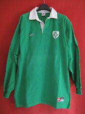 Maillot rugby Irlande 1998 Nike Ireland vintage ancien shirt - XL