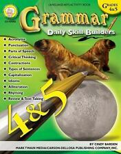 Grammar, Grades 4 - 5 (Daily Skill Build