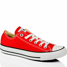 UK Converse Mens Women All Star Low Tops Chuck Taylor Trainers Casual Shoes